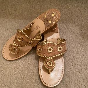 Jack Rogers Sandals with small heel